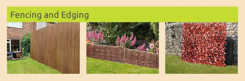 Fencing & Edging
