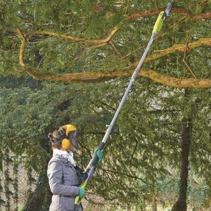 Corded Electric Pole Chainsaw
