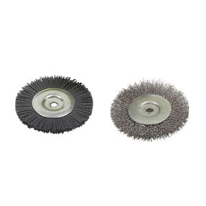Set of Spare Weed Sweeper Brushes