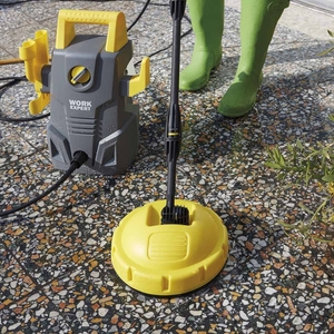 Work Expert 1600W Pressure Washer with Accessories