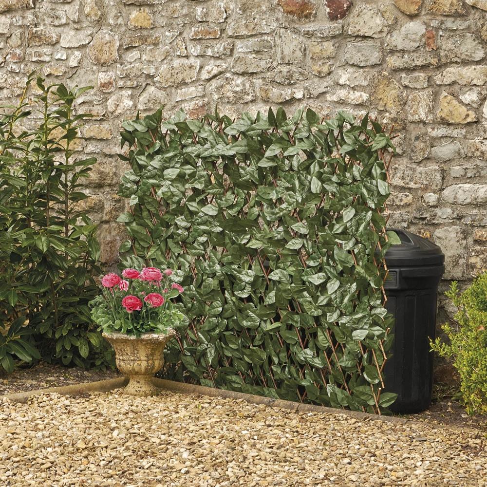 Expandable Artificial Hedge Trellis   Ivy   200 x 20m